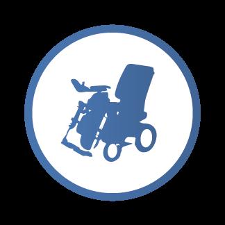 Elektické invalidní vozíky